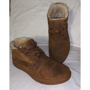 UGG Bomber Chukka Boots